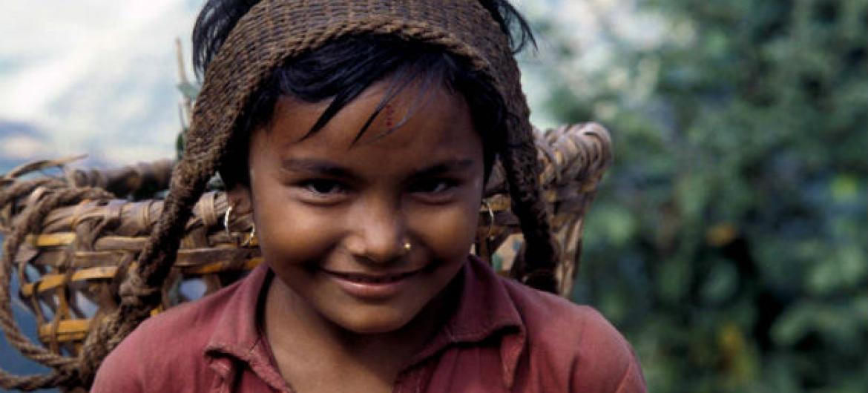 FAO e OIT lutam para pôr um fim ao trabalho infantil na agricultura.Foto: FAO/Franco Mattioli
