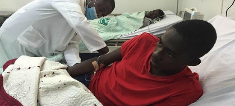Angola não regista casos confirmados de febre amarela desde junho.Foto: OMS/Dalia Lourenço