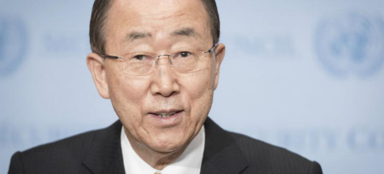 Secretário-geral da ONU. Foto: ONU/Mark Garten