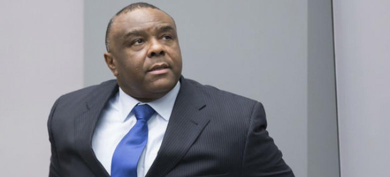 Jean-Pierre Bemba. Foto: TPI