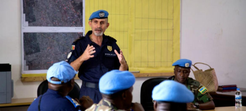 Luís Carrilho. Foto: ONU/Nektarios Markogiannis