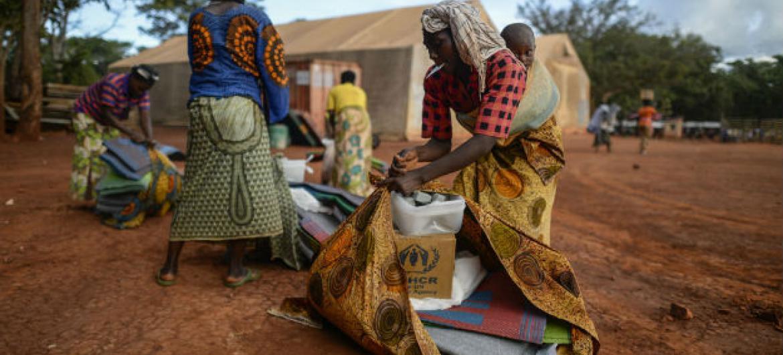 Pelo menos 322 mil burundeses fugiram para países vizinhos desde abril de 2015. Foto: Acnur/ Benjamin Loyseau.