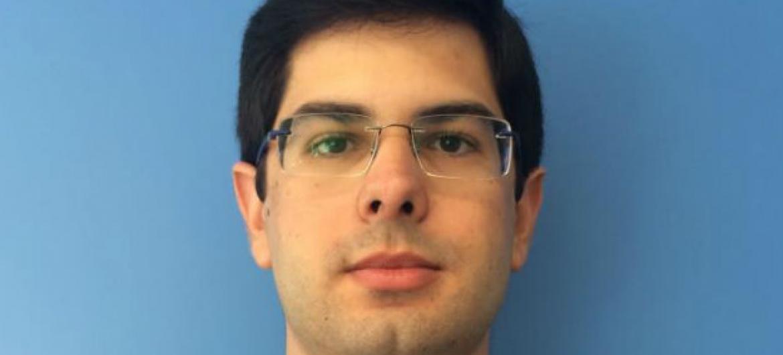 Gilberto Duarte. Foto: Arquivo pessoal