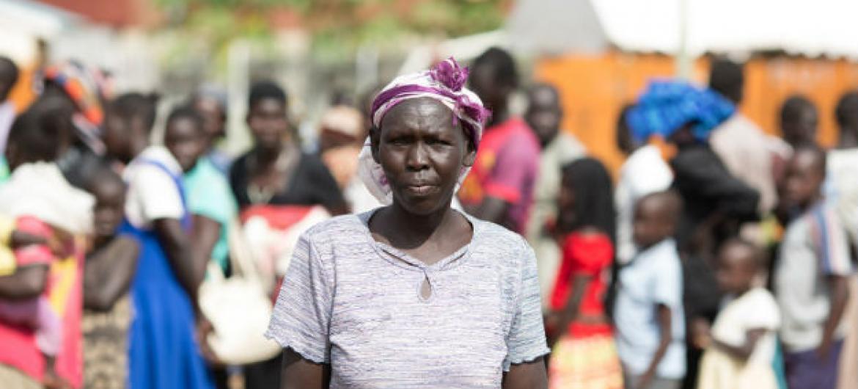 Cerca de 90% dos refugiados são mulheres e crianças.Foto: Acnur/Will Swanson