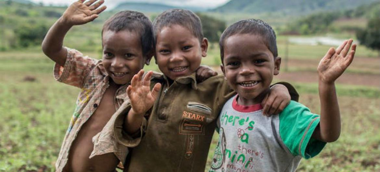 Foto: Unicef Índia.