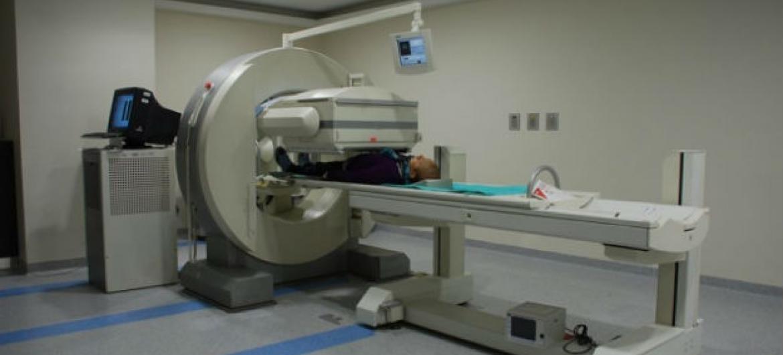 A técnica de medicina nuclear é muito eficaz no diagnóstico e durante o tratamento de doenças cardiovasculares e câncer.Foto: Aiea/E. Estrada Lobato