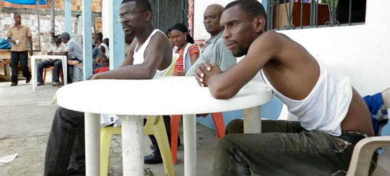 Haitianos no Brasil. Foto: Acnur/L.F. Godinho (arquivo)