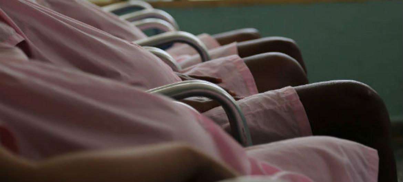 Segundo o Unfpa, quase 25% das timorenses dão à luz antes de completar 20 anos. Foto: Opas/OMS