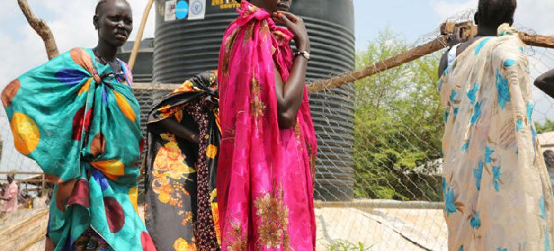Sul-sudaneses sofrem violência e abusos. Foto: Unicef/Irwin