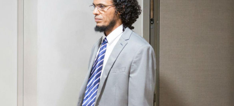 Ahmad Al Faqi Al Mahdi deverá cumprir nove anos na prisão pelo crime de guerra. Foto: TPI
