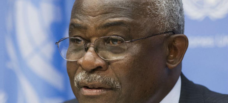 Kanayo F. Nwanze. Foto: ONU/Rick Bajornas (arquivo)