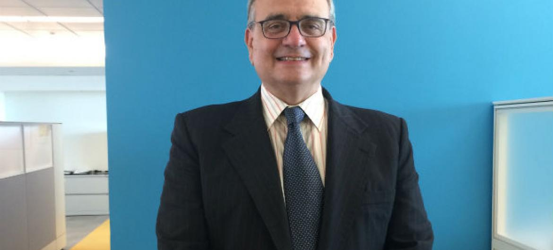 Jorge Chediek, enviado do secretário-geral sobre Cooperação Sul-Sul. Foto: ONU News.
