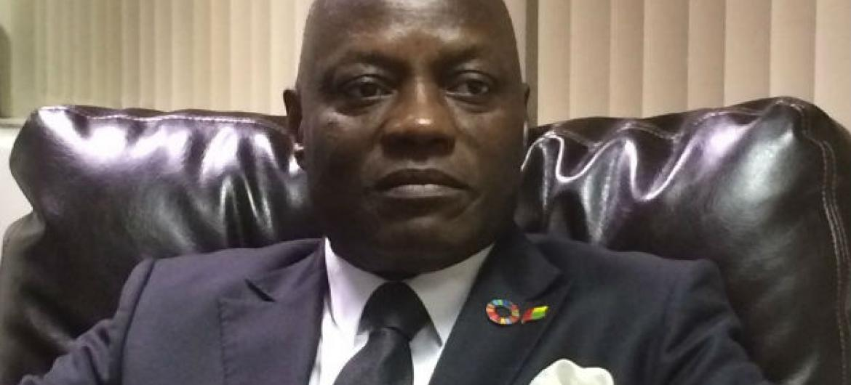 Presidente da Guiné-Bissau, José Mário Vaz