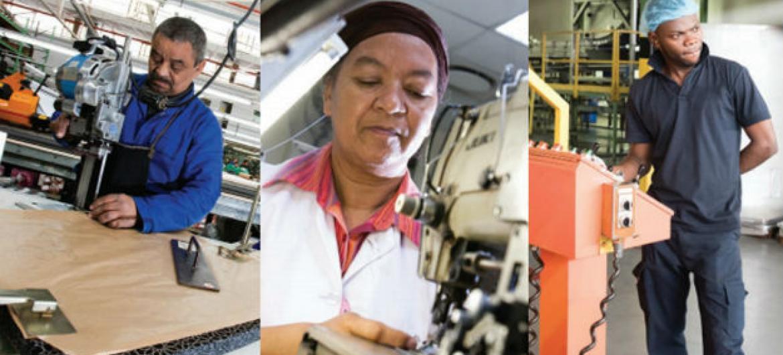 O plano de ação para aprofundamento da cooperação industrial foi assinado em Hanghzou, na China. Imagem: Unido