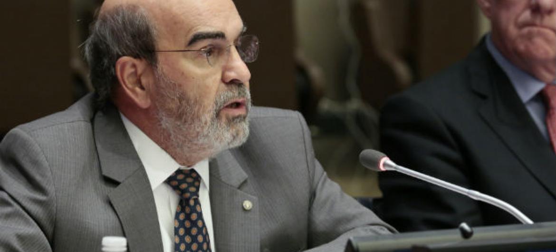 José Graziano da Silva. Foto: ONU/Evan Schneider