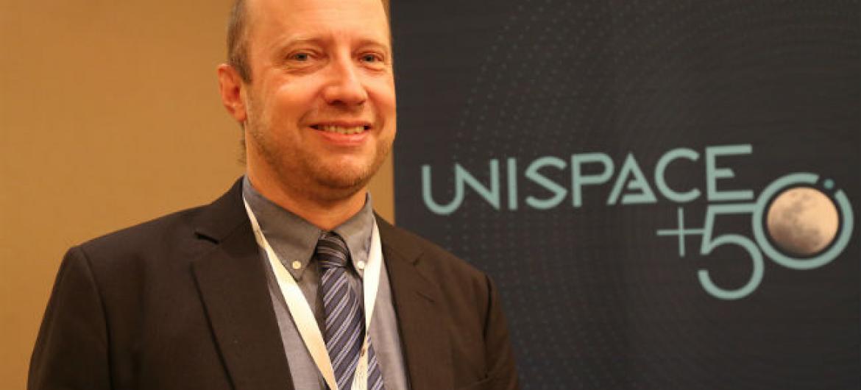 André João Rypl. Foto: Rádio ONU/Dianne Penn