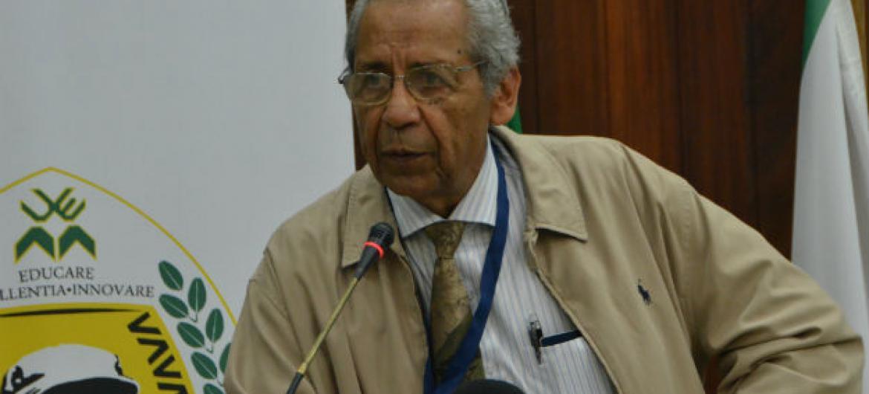 João Nildo de Souza Vianna. Foto: Rádio ONU/Ouri Pota