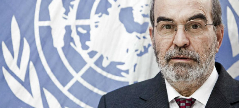 José Graziano da Silva. Foto: ONU