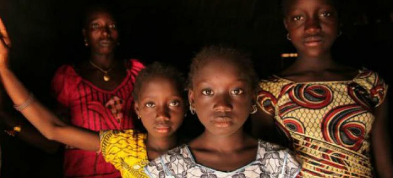 Dia Internacional para a Eliminação da Violência contra as Mulheres. Foto: Unicef