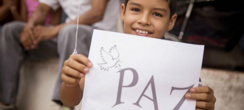 Foto: Pnud Colômbia/Mauricio Cardona (arquivo)