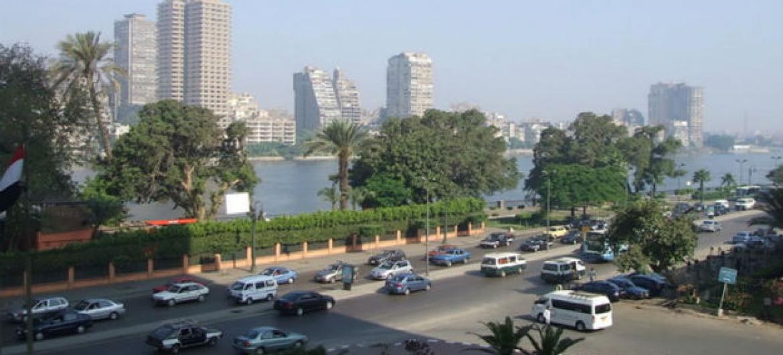 Cairo, Egito. Foto: UN-Habitat