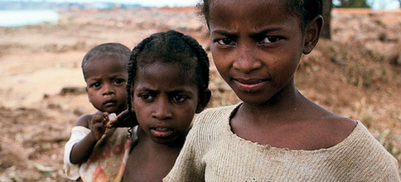 84,5 malgaxes precism de assistência humanitária. Foto: Banco Mundial/Yosef Hadar