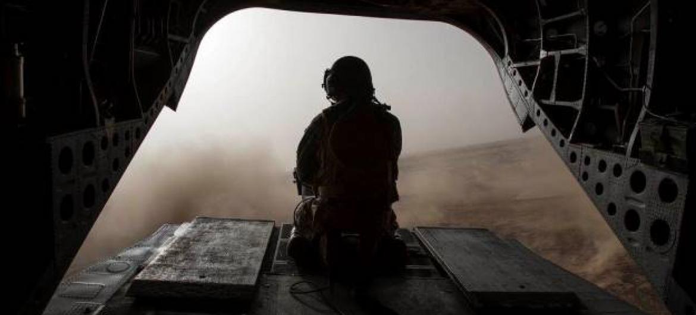 Portugal enviou mais de 60 homens e uma aeronave C-130 ao Mali. Foto: Minusma.