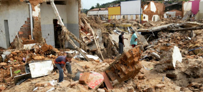 Novo relatório analisa prejuízos reportados pelos municípios brasileiros. Foto: Antonio Cruz_ABr