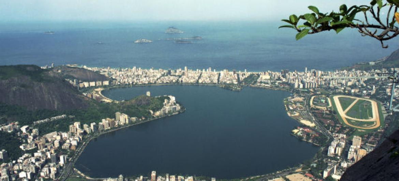 Rio de Janeiro, Brasil. Foto: ONU/Michos Tzovaras (arquivo)