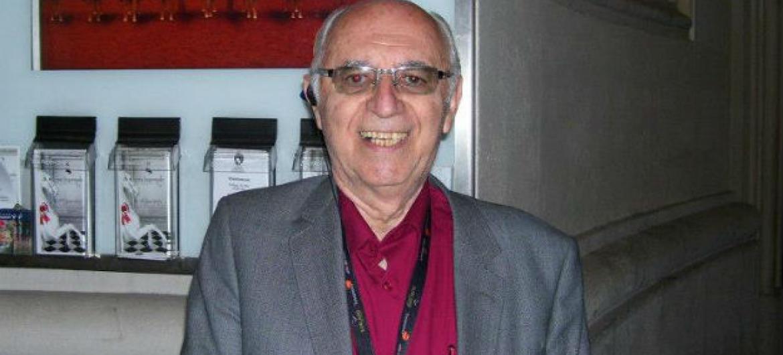 Rafael Teitelbaum. Foto: Arquivo pessoal