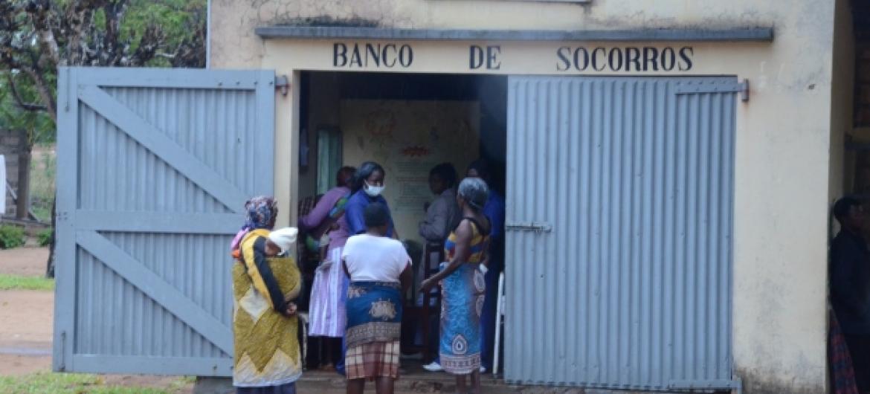 Mulheres em Moçambique. Foto: Ouri Pota.