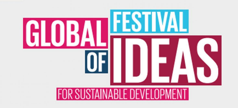 Ilustração: Festival Global de Ideias