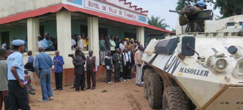 Investigadores das Nações Unidas confirmam a existência de mais 17 valas comuns na província Kasai Central, na República Democrática do Congo. Foto: Monusco/Biliaminou Alao