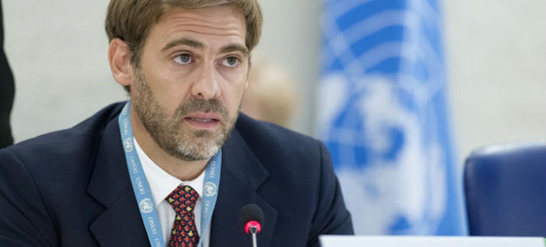 Juan Pablo Bohoslavsky. Foto: ONU/Jean-Marc Ferré