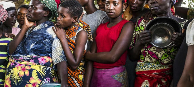 Kamanyola acolhe mais de 2 mil refugiados e candidatos a asilo do Burundi. Foto: Acnur/Eduardo Soteras Jalil