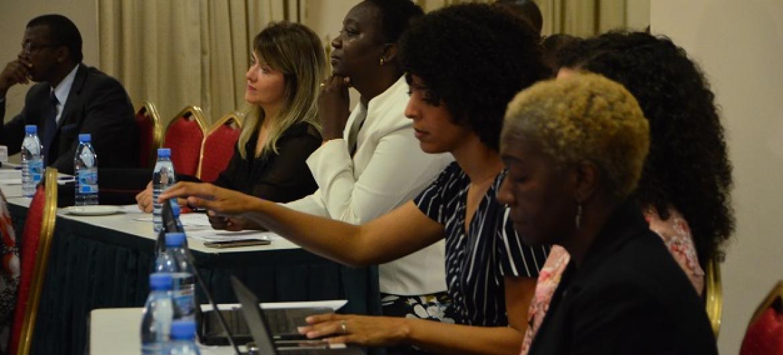 Seminário decorre em Maputo. Foto: ONU News/Ouri Pota