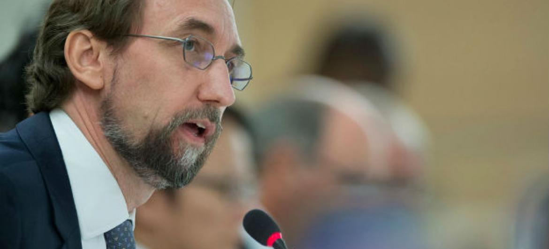 Zeid Al Hussein. Foto:ONU/Jean-Marc Ferré