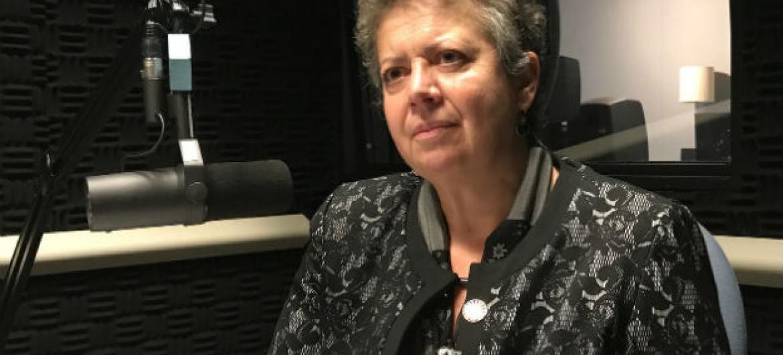 Ministra do mar de Portugal, Ana Paula Vitorino. Foto: ONU News/Denise Costa