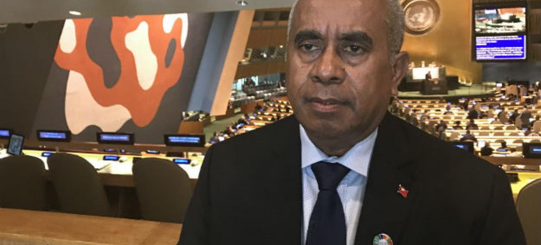 Estanislau Aleixo da Silva. Foto: ONU News