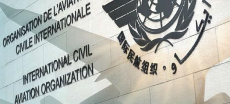 Logo da Organização Internacional de Aviação Civil, Icao. Foto: Icao