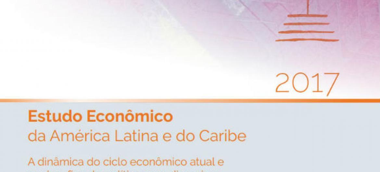 Imagem do relatório:Estudo Econômico da América Latina e do Caribe 2017.
