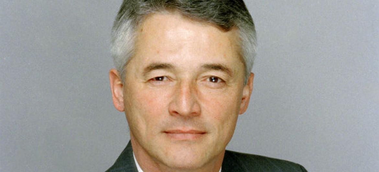 Sergio Vieira de Mello. Foto: ONU/Ky Chung