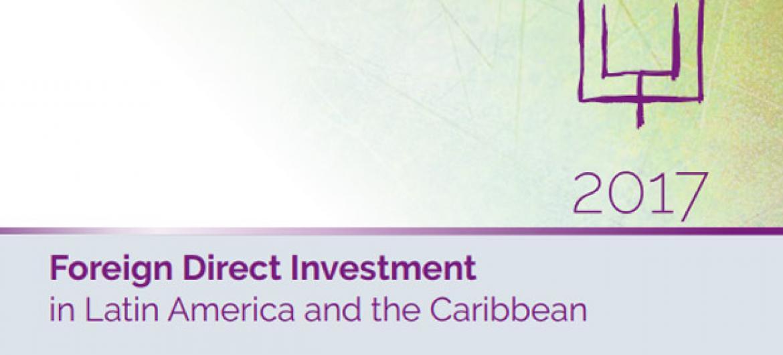 Capa do relatório da Cepal. Foto: Reprodução