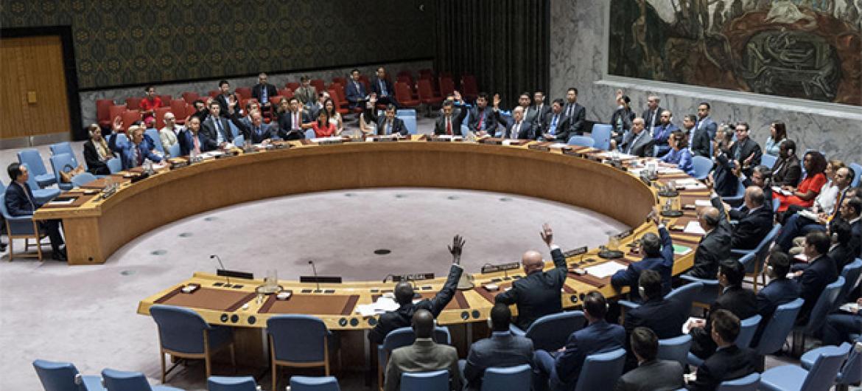Conselho de Segurança vota resolução contra Coreia do Norte. Foto: ONU/Kim Haughton.