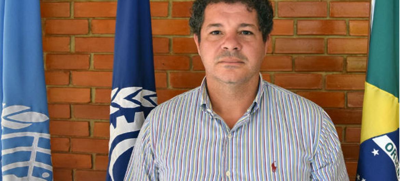 Antonio Carlos Mello é coordenador do programa de combate ao trabalho forçado da OIT no Brasil. Foto: Divulgação OIT