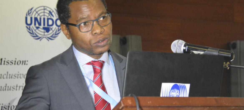 Jaime Comiche Foto: Unido Moçambique