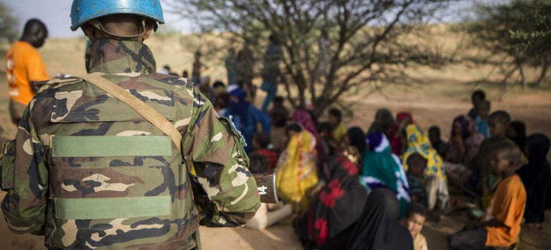 O objetivo da força de 5 mil integrantes é combater o terrorismo. Foto: Minusma/Harandane Dicko