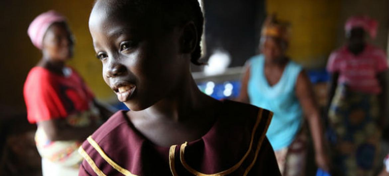 Dia Internacional da Menina. Foto: Banco Mundial/Dominic Chavez