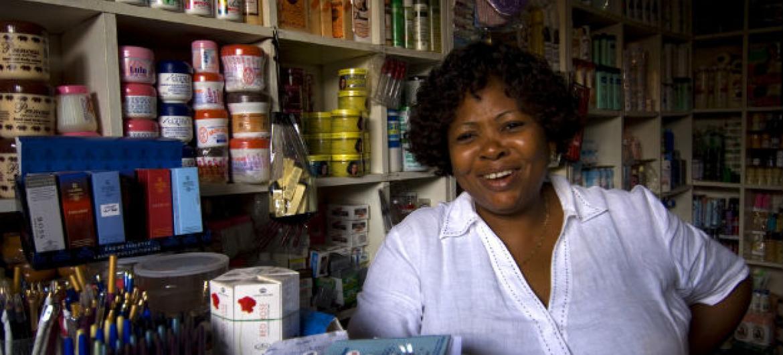 Cerca de 35% do total do emprego é gerado nas micro e pequenas empresas. Foto: © Arne Hoel/Banco Mundial