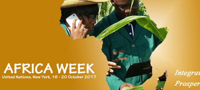 A Semana da África vai discutir diversas prioridades de desenvolvimento do continente. Foto: ONU